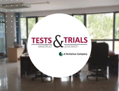 Tests & Trials has joined Tentamus Group